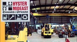 Hyster Mideast