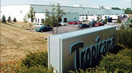 Tropicana Midwest Distribution Center