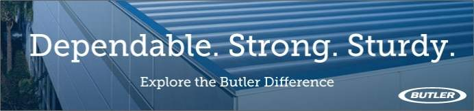 Butler Buildings - Dependable. Strong. Sturdy.