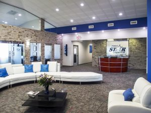 FirstStar Logistics Lobby