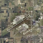 New Steel Center at Dayton Airport