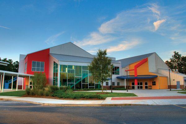 First Baptist Covington - a Butler Building